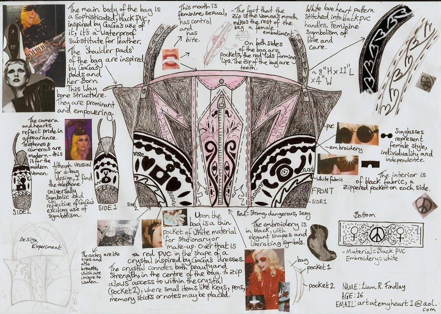 Winning Laga Handbag Design