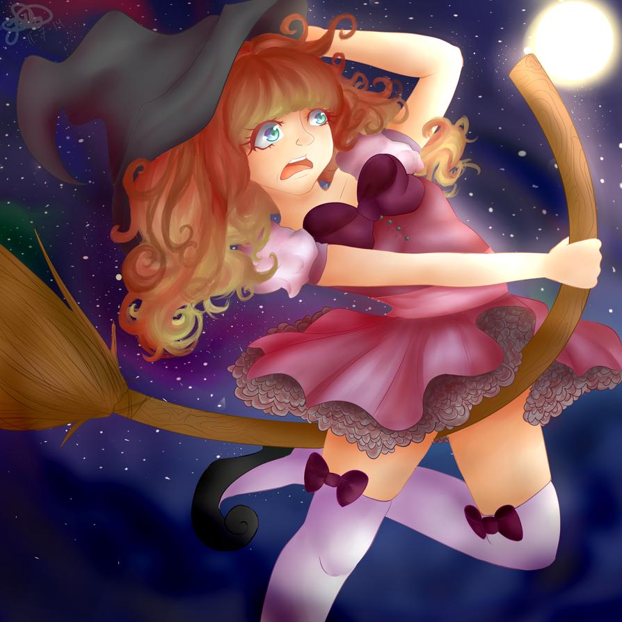 Rogue Broomstick by J-Mirakuru
