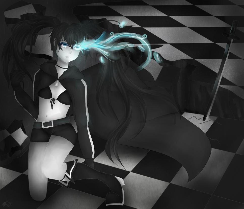 Black + White Shooter by J-Mirakuru