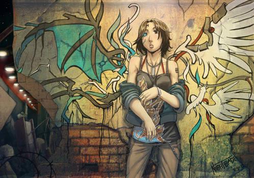 Wings of Grafitti