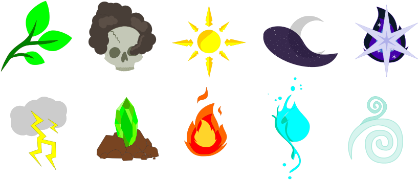 Elements of Arcane by Sixoften