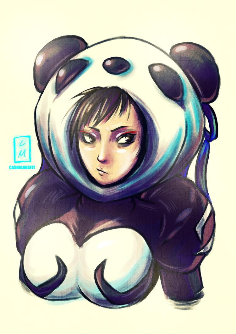:::Chun Li Swap Costume::: by Casualmisfit