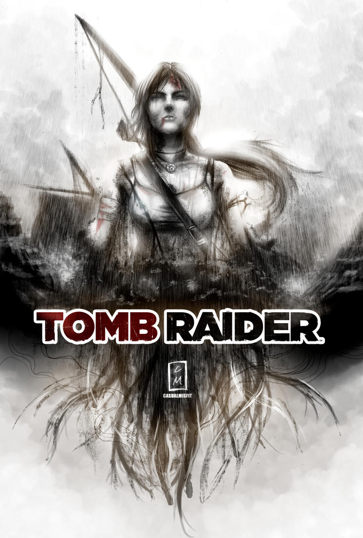 Tomb Raider: Reborn Contest Entry by Casualmisfit