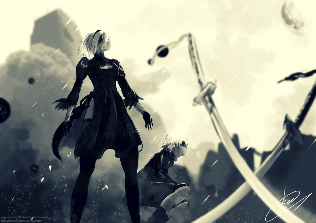 Nier by Casualmisfit