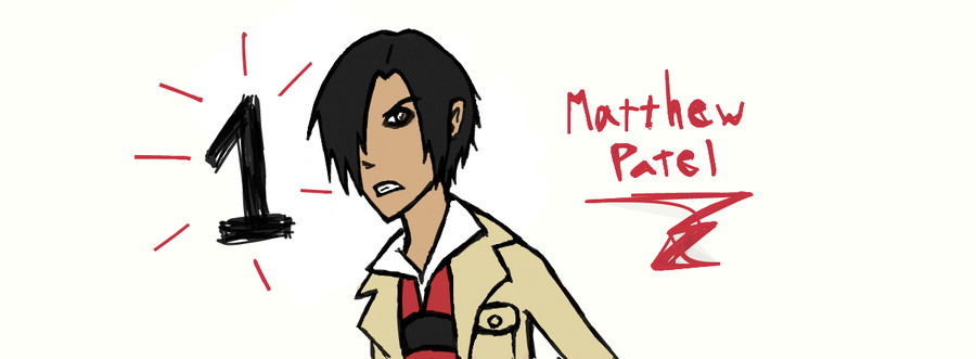 Matthew Patel I.D. by Marlin-Rae