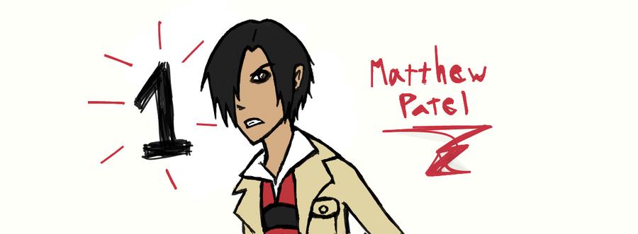Matthew Patel I.D. by Marlin-Rae