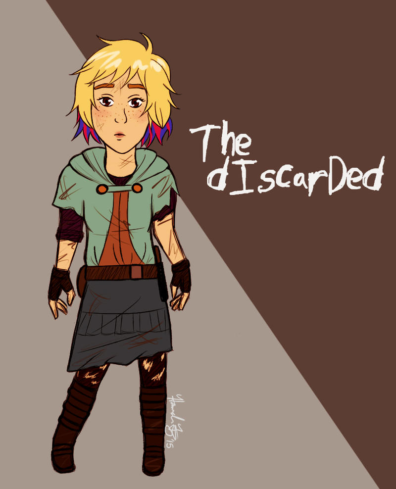 The Discarded : Tatum (Concept) by Marlin-Rae