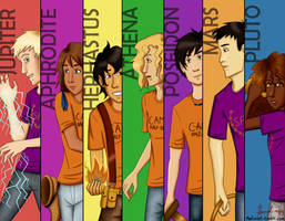The Seven by Marlin-Rae