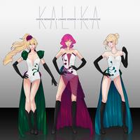 KALIKA Promo by umbrellaguns