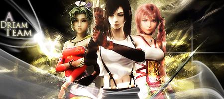 A Dream Team by Fruti-Orient