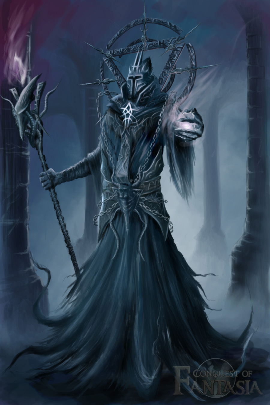 Lich by projectcedric on deviantart for Lich king tattoo