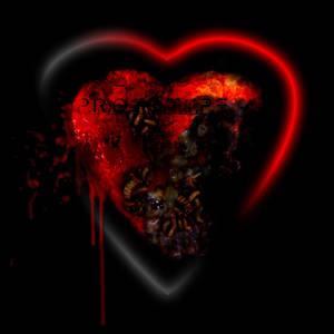 P.R.O.T.O.T.Y.P.E. Rotten Heart logo