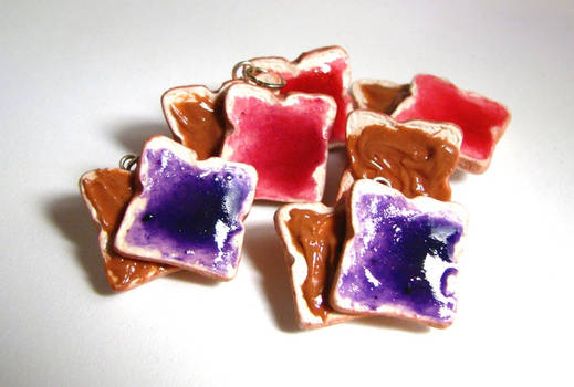 PB and J Sandwiches