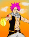 Fire in my belly - Natsu