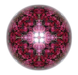 Eudialyte Crystal Kaleidoscope