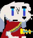 Lewis the Mimiga (OLD FAN CHARACTER COLLECTION!) by CaveStory1337