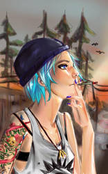 Chloe_Life is strange