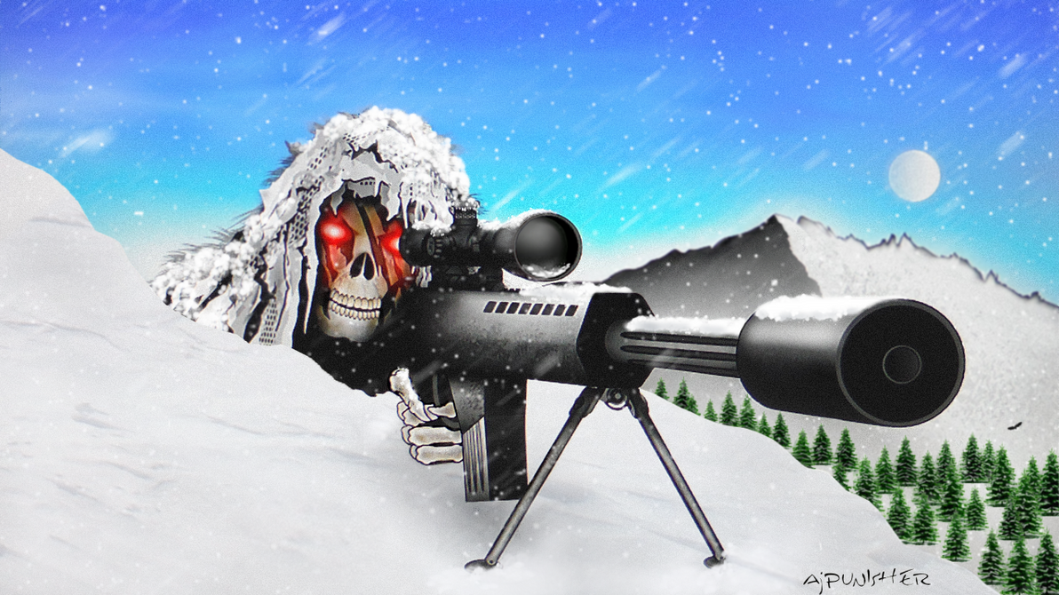 Sniper Hard Corps  Ver 1 by Ajpunisher