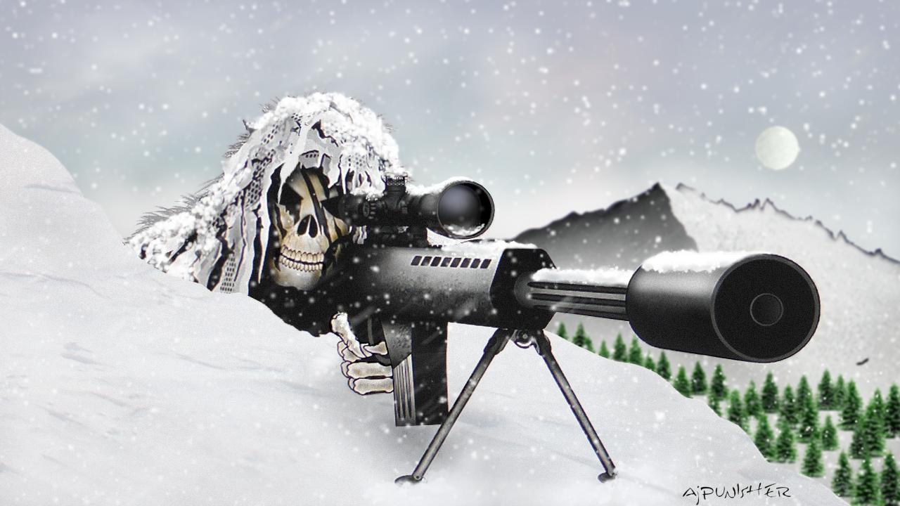 Sniper Hard Corps Ver 6 by Ajpunisher