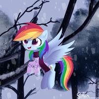 Snow by SongbirdSerenade