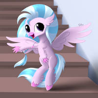 Stairs! by SongbirdSerenade