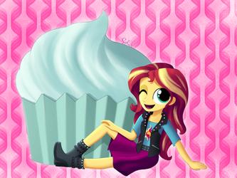 Cupcake by SongbirdSerenade
