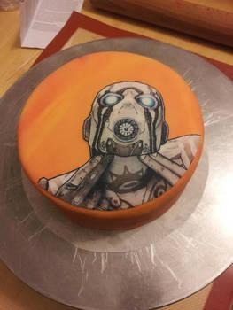 Boarderlands 2 cake