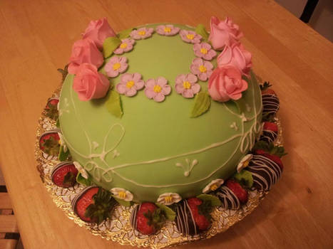 Traditional Princess Cake