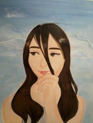 Autoportrait by Chatshiki