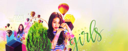 good girls signature by baekyoong