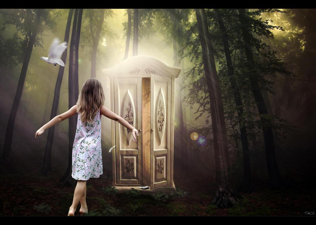 Forest Tale... by tasa78