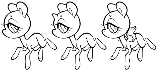 Teeny MLP Base (F2U)