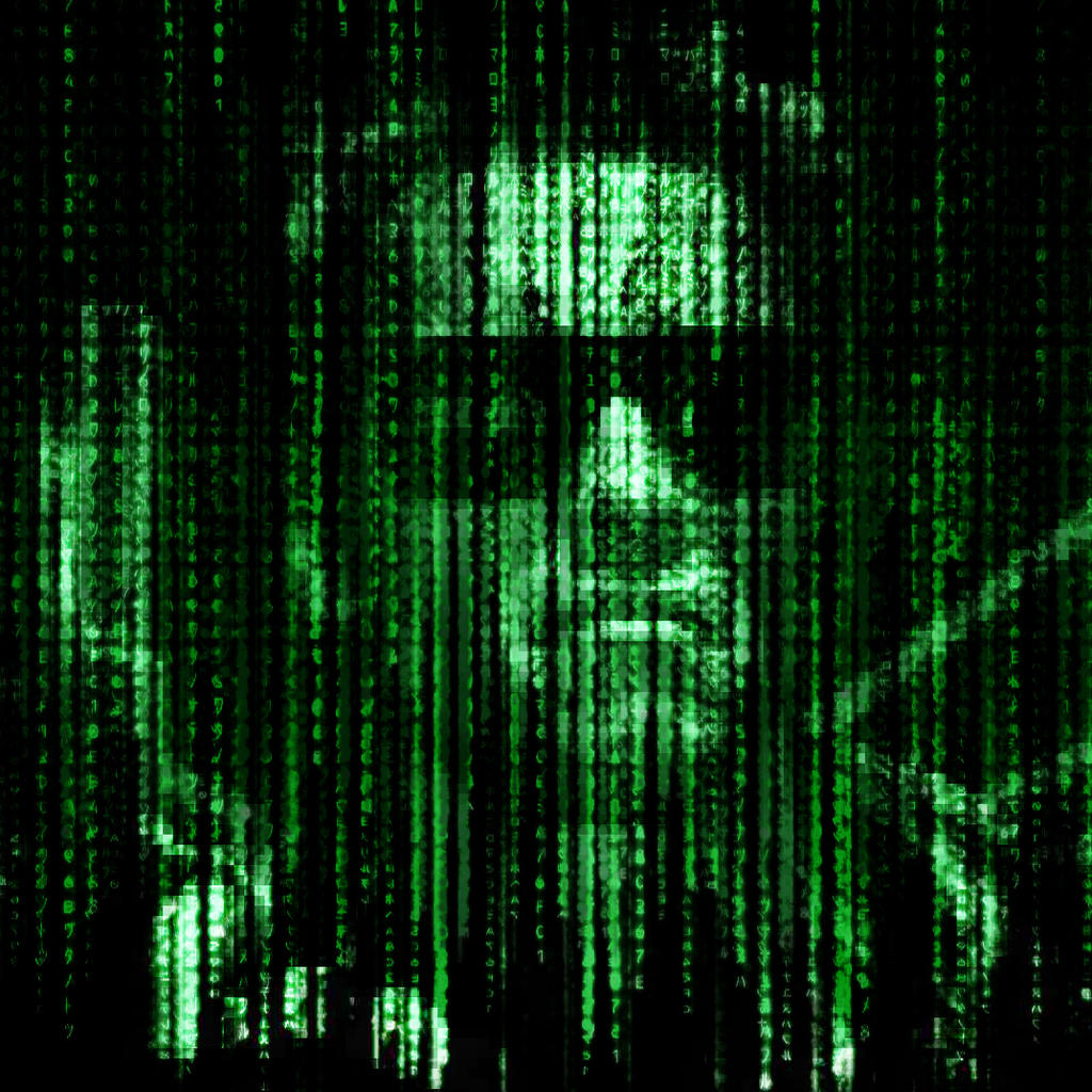 Terminator Matrix by trandoductin