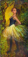 The Dress of Butterflys Wings. by graemeb