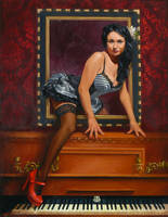 The Red Stiletto  ... Sold by graemeb
