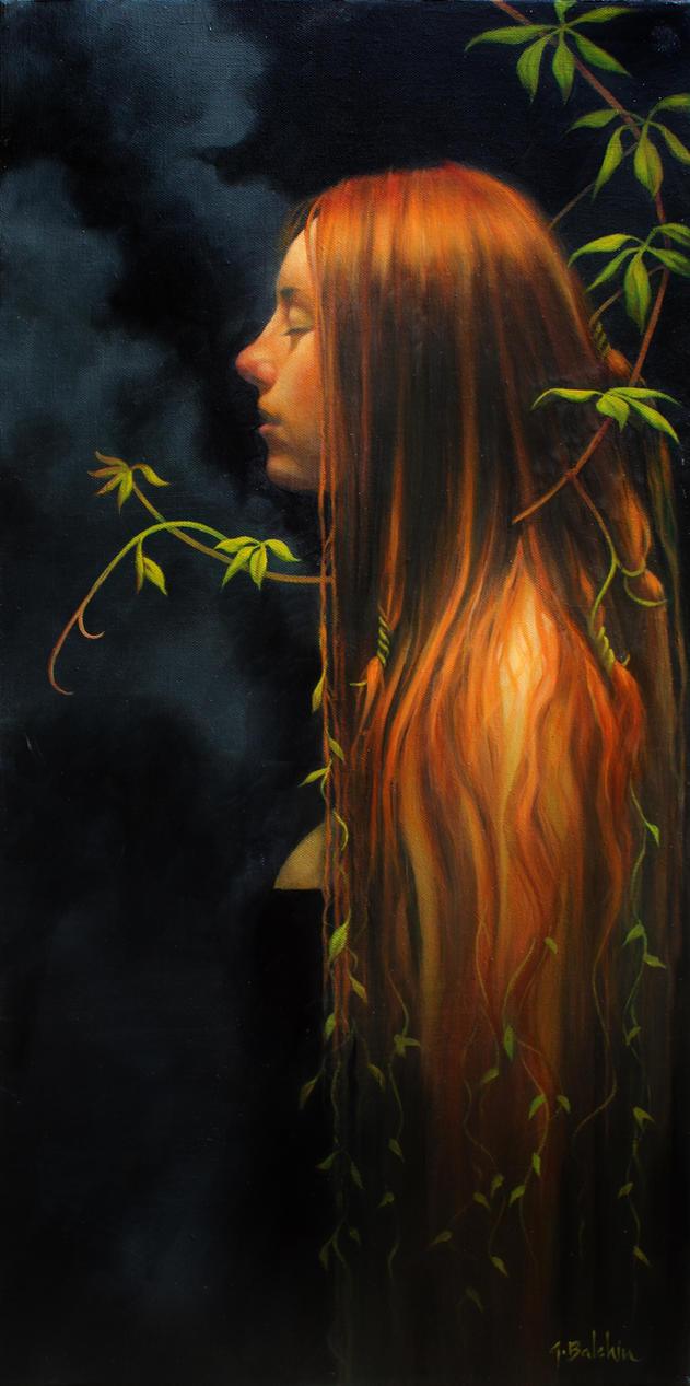 'Divine' by graemeb