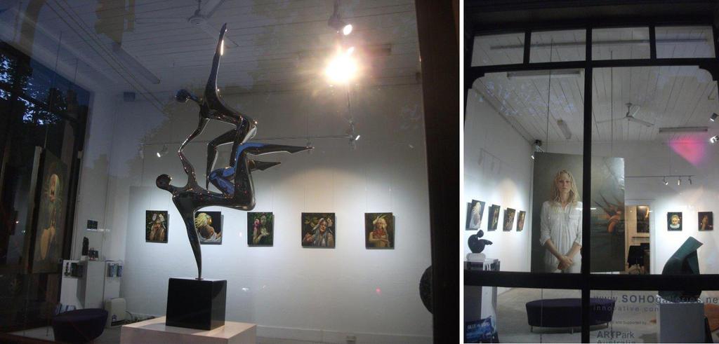 Exhibition by graemeb