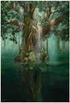 Tree of Light   SOLD by graemeb