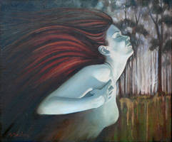 Spirit of Light by graemeb