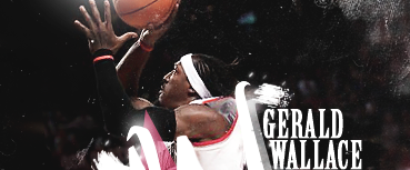 Gerald Wallace by Buldoz