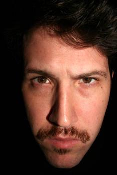 Self Portrait with mustache
