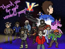 8 years of Venturiantale
