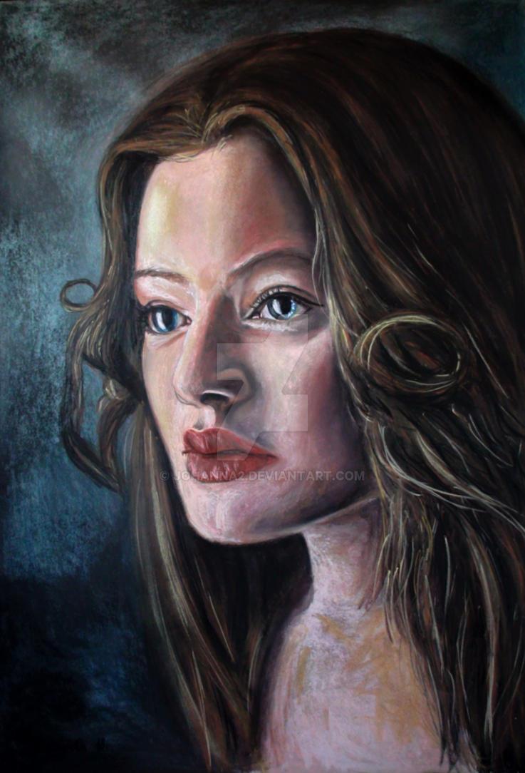 Melancholy by Johanna2
