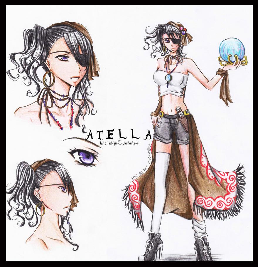 Atella by kuro-alichino