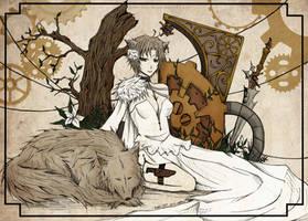 She Wolf by kuro-alichino