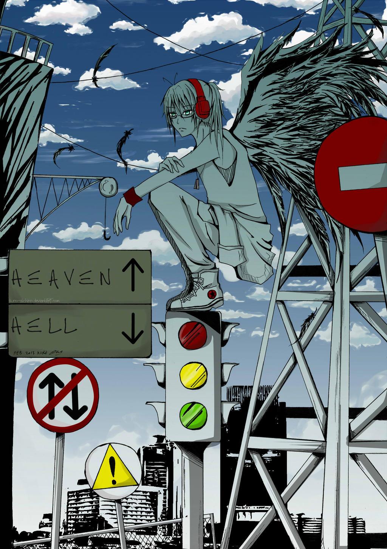 CR. City of angel by kuro-alichino