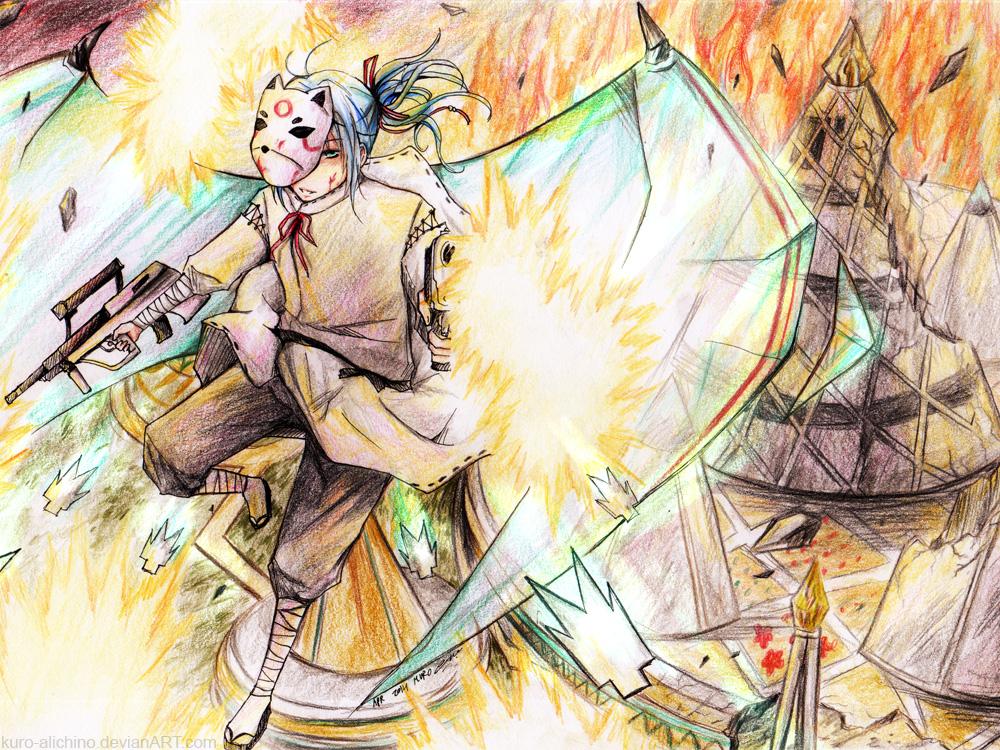 CR: Big War Stage 2 - the Meltdown by kuro-alichino