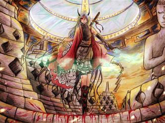 CR: Big War Last Stage Outbreak by kuro-alichino