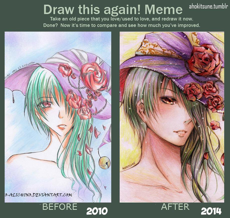 Draw This Again by kuro-alichino