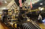 1858 Rogers Locomotive